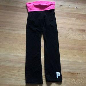NWOT Victoria's Secret PINK Yoga Pant